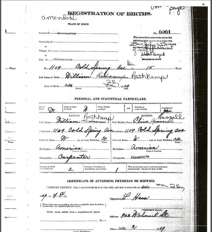 Stories Of My Ancestors Rathkamp Genealogy
